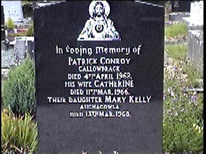 Kilmeena Cemetery
